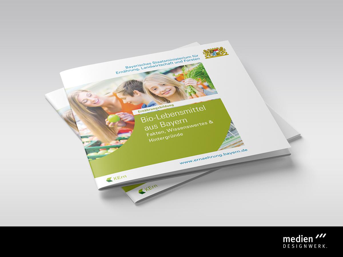 Broschüre ersellen lassen - Werbeagentur Fichtelgebirge / Oberfranken