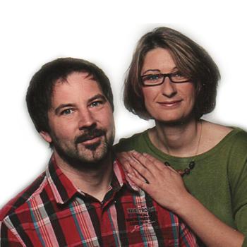 Stefan und Sabine Schueller