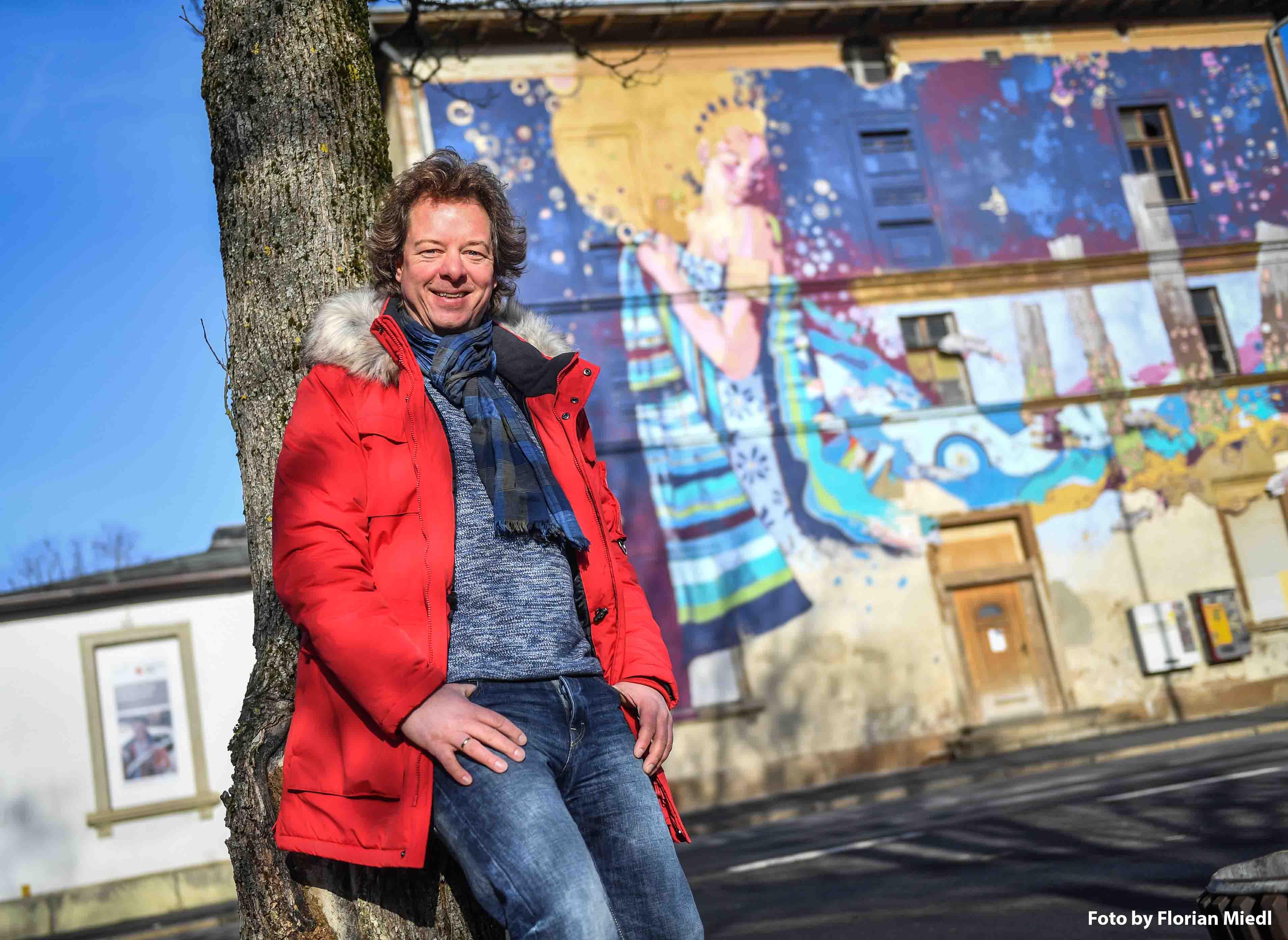 Stefan Frank Projektleiter des JUKUs