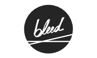 Logo Bleed Cloathing